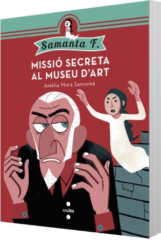 Samanta F - Missió secreta al museu d'art
